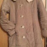 Пальто зимнее утепленное 46-48. Фото 1. Москва.
