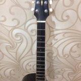 Guitar naranda cag240cbk. Фото 3.