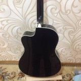 Guitar naranda cag240cbk. Фото 2.