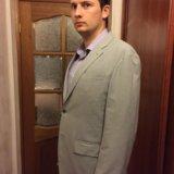 Новый пиджак мужской серый uniclow. Фото 2.