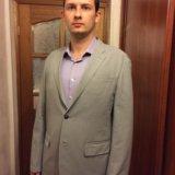 Новый пиджак мужской серый uniclow. Фото 1.