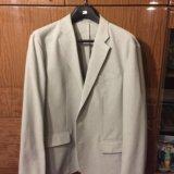 Новый пиджак мужской серый uniclow. Фото 4.