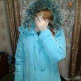 Пуховик на девочку. Фото 1. Иваново.