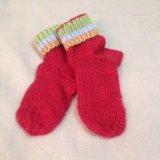 Новые!детские шерстяные носочки. Фото 1.