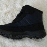Зимние ботинки рр34 новые. Фото 1.