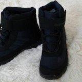 Зимние ботинки рр34 новые. Фото 2.