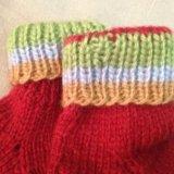 Новые!детские шерстяные носочки. Фото 2.