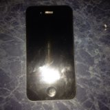 Айфон 4с. Фото 1.
