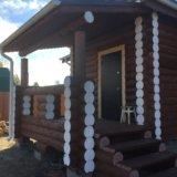 Дома из бревна бруса лафета. Фото 2. Северодвинск.