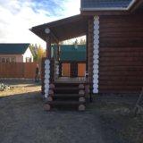 Дома из бревна бруса лафета. Фото 3. Северодвинск.