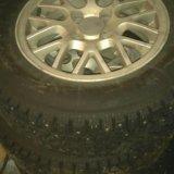 Зимние шины. Фото 2.