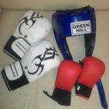 Набор для бокса. Фото 1.