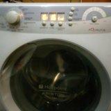 Аристон стиральная машинка. Фото 1. Люберцы.