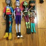 Monster high куклы. Фото 1.