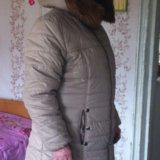 Новая демисезонная куртка. Фото 1.