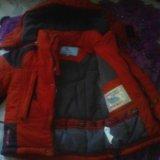 Куртка на мальчика 2-3 года. Фото 1. Старотитаровская.