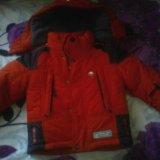 Куртка на мальчика 2-3 года. Фото 2. Старотитаровская.