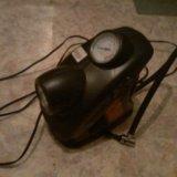 Автомобильный компрессор. Фото 2.