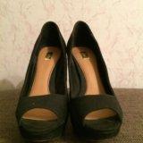 Туфли чёрные. Фото 2.