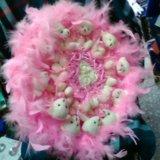 Букетик для маленькой принцессы. Фото 2.