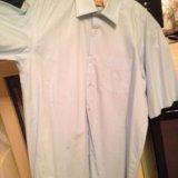 Рубашка по вороту 42. Фото 2. Красногорск.