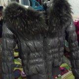 Милая курточка с большущим капюшоном. Фото 2.