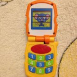 Телефон музыкальный. Фото 1.