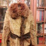 Отличная куртка из бобра+песец. Фото 2.