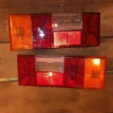 Фонари задние (новые) ваз 2108-99-14. Фото 1.