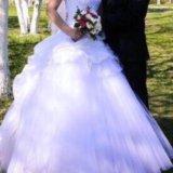 Свадебные платья. Фото 1.