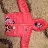 Детская куртка+жилетка. Фото 4.