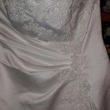 Свадебное платье. Фото 2. Санкт-Петербург.