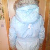 Демисезонная куртка на девочку. Фото 1. Ижевск.