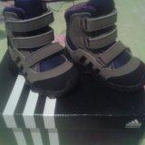 Ботинки демисизонные adidas. Фото 4. Хотьково.