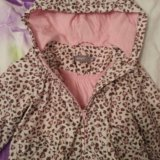 Куртка для девочки baby g. Фото 1.