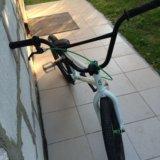 Велосипед bmx free agent telum. Фото 2.