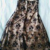 Платье с открытой спиной.. Фото 2. Дзержинский.