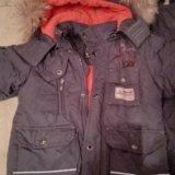 Куртка зимняя, в подарок штаны( требуют небольшого. Фото 1. Мурманск.
