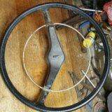 Релевое колесо руль азлк 2138. Фото 2. Домодедово.