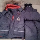 Куртка зимняя, в подарок штаны( требуют небольшого. Фото 2. Мурманск.