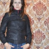 Курточка кожзам. Фото 1. Краснодар.