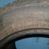 Зимняя резина в хорошем состоянии 175/65 r14. Фото 1. Старый Оскол.