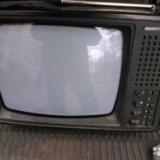 Телевизор винтажный переносной чб юность 406д. Фото 3. Москва.