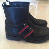 Gucci ботинки оригинал. Фото 4. Москва.