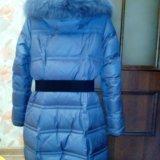 Пуховик зимний женский. Фото 2. Петрозаводск.