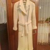 Пальто (ткань букле). Фото 1.