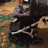 Детская коляска 3 в 1. Фото 3.