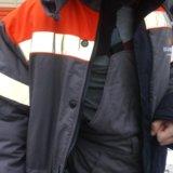 Зимняя спецодежда. Фото 1.