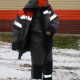 Зимняя спецодежда. Фото 2.