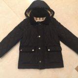 Burberry куртка оригинал. Фото 3.